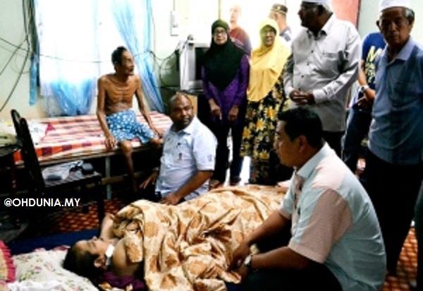 Pelajar Berhenti Ambil SPM Kerana Jaga Datuk Dan Nenek