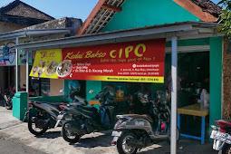 Download Mockup Banner Warung Sederhana PSD