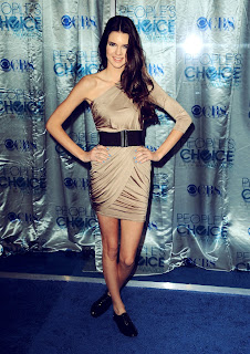 20- People's Choice Awards 2011 at Nokia Theatre in Los Angeles