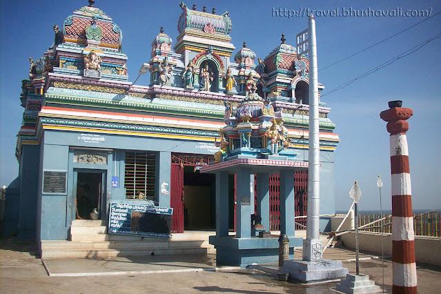 Balasubrahmaniya Swamy Temple, Velayuthampalayam, Karur
