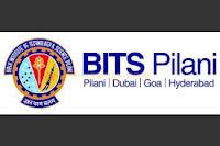 BITS Pilani 2021 Jobs Recruitment Notification of Junior Research Fellow Posts