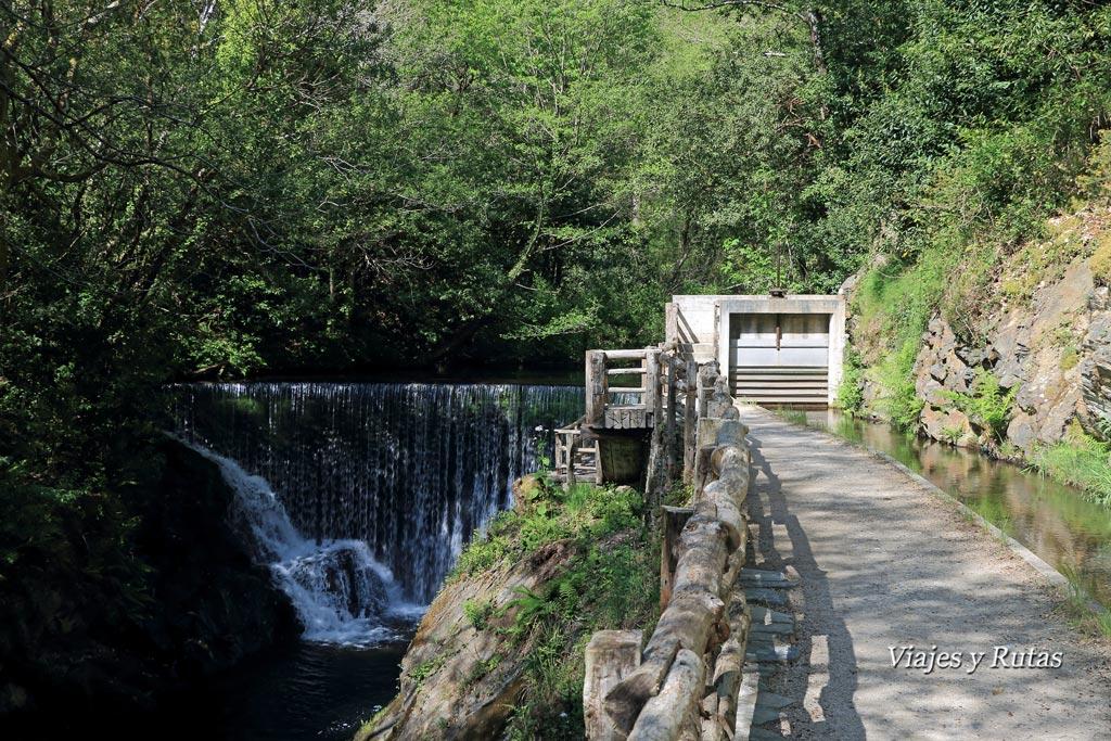 Museo de los Molinos de Mazonovo, Taramundi, Asturias