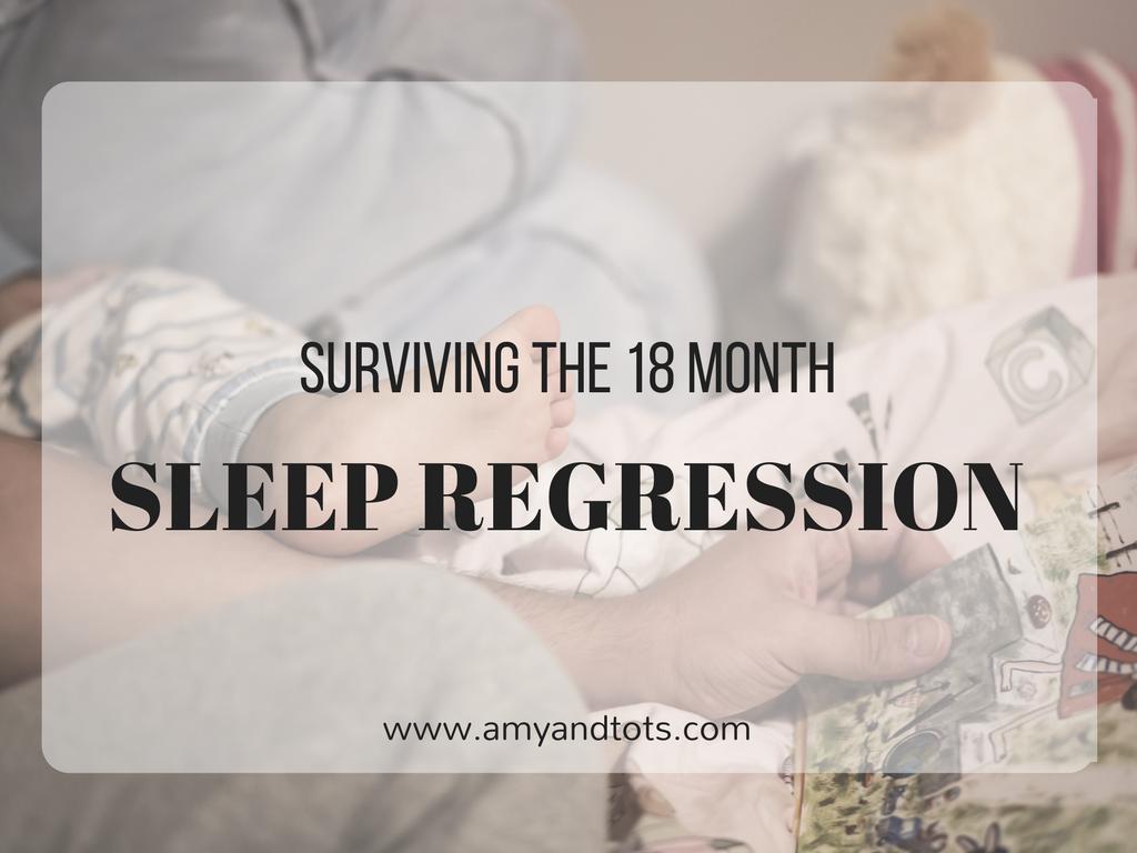 parenting, advice, sleep, sleep regression, toddler, children