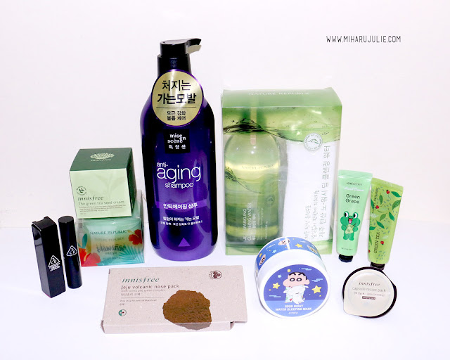 hermo id beauty box korea cosmetics