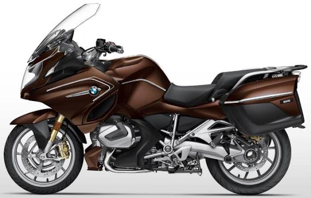 Spesifikasi BMW R 1250 RT