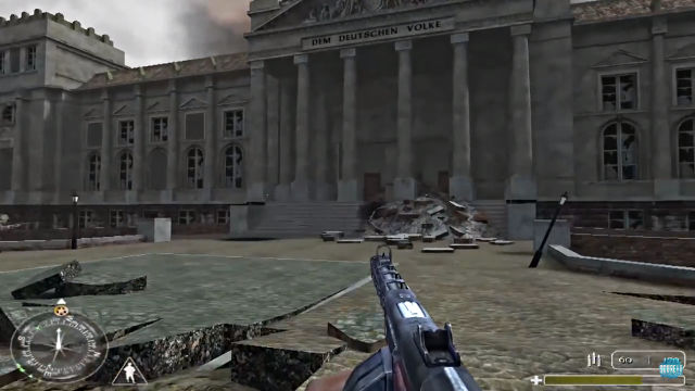 Call of Duty (Demo) - Image du Jeu