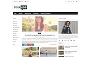 (Free)(Premium) Sora Ads Blogger Template Themes