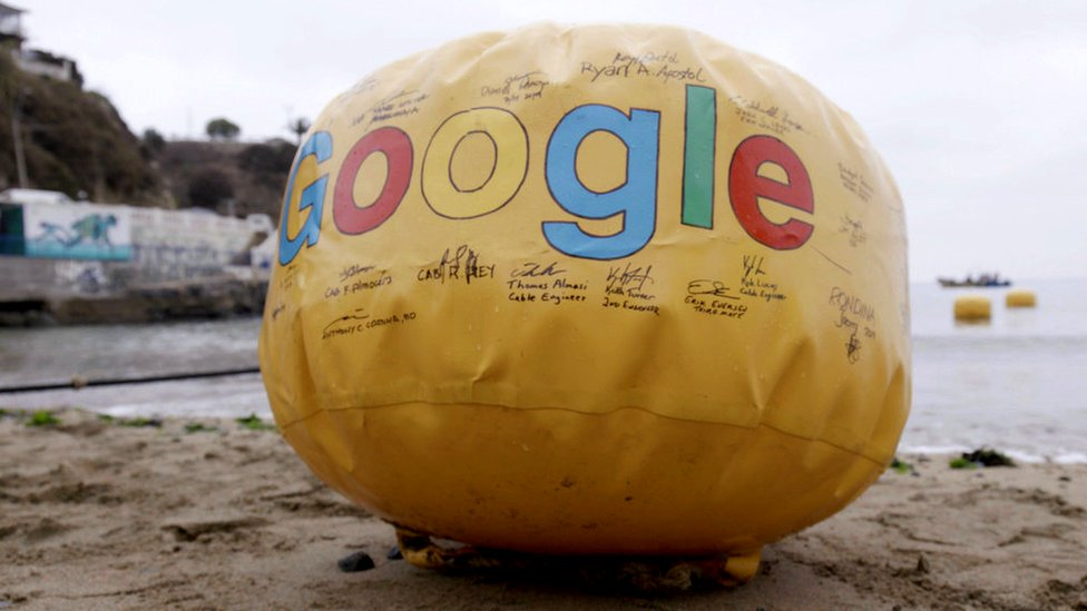 Google To Build Undersea Cable To Link Latin America With U.S.