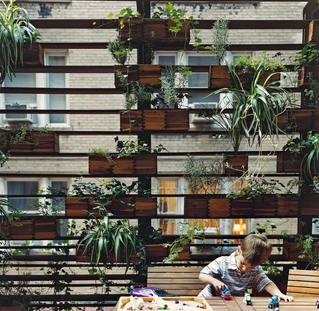 HomeCollection.: Upper West Side Patio