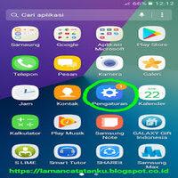 Cara Menonaktifkan Mode Pengembang di Android