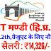 IIT Mandi, Himachal Pradesh Recruitment for the various posts