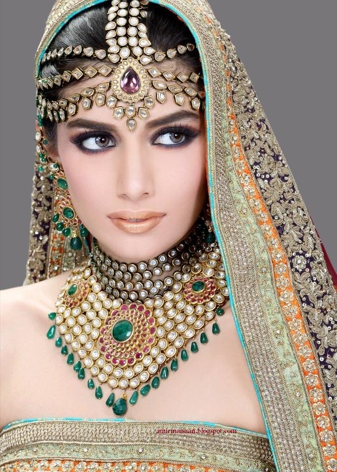 Pakistani Fashion Wedding Jewellery Collection 1 Fashion