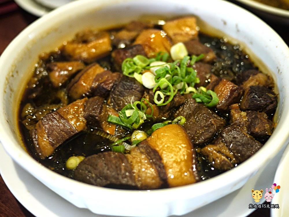 梅干菜爌肉