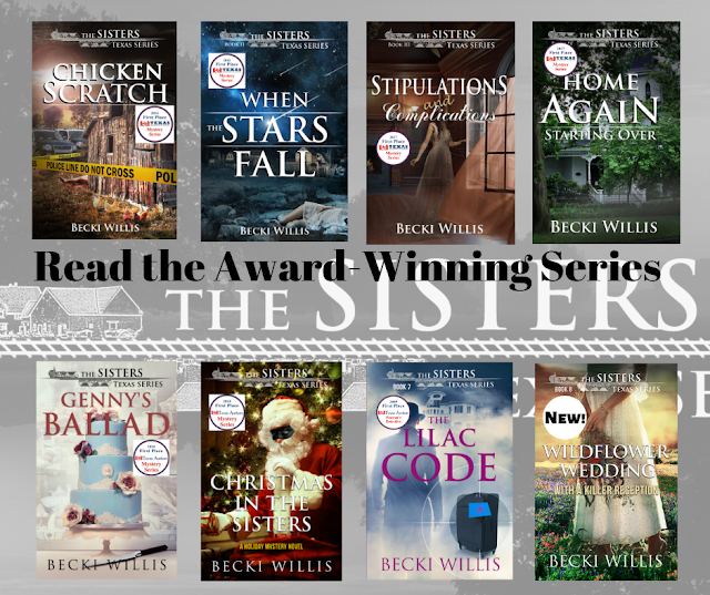 Read the Award-Winning Series (all book covers shown)