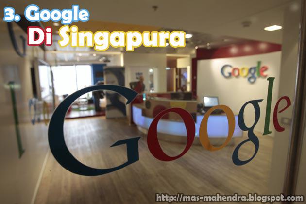 5 Kantor Paling Keren di Asia Buat Kamu Mau Bekerja di Sana di Singapura