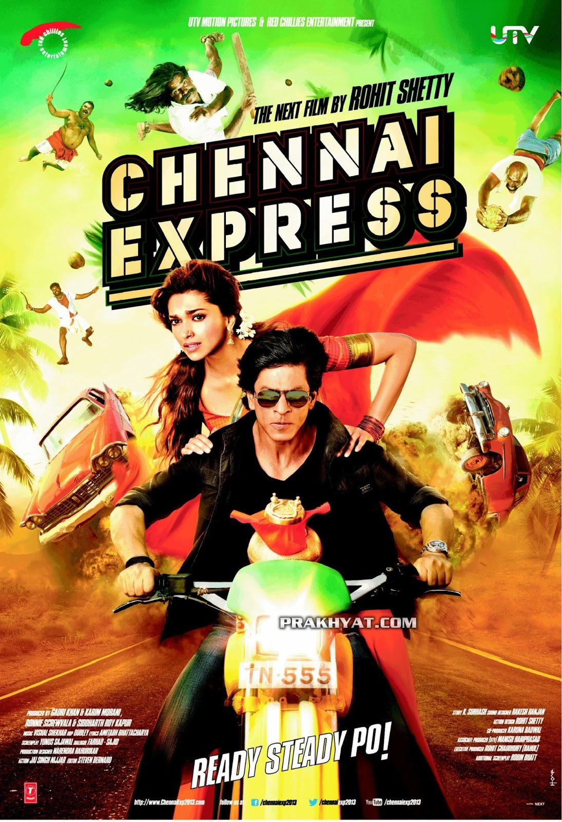 Chennai Express Mp3 Songs Free Download