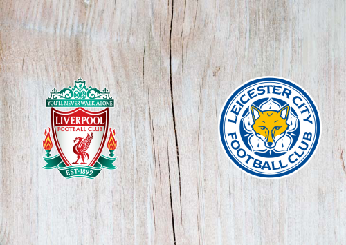 Liverpool vs Leicester City -Highlights 22 November 2020