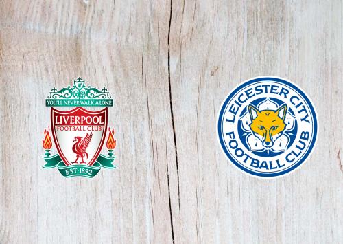 Liverpool vs Leicester City -Highlights 22 November 2020