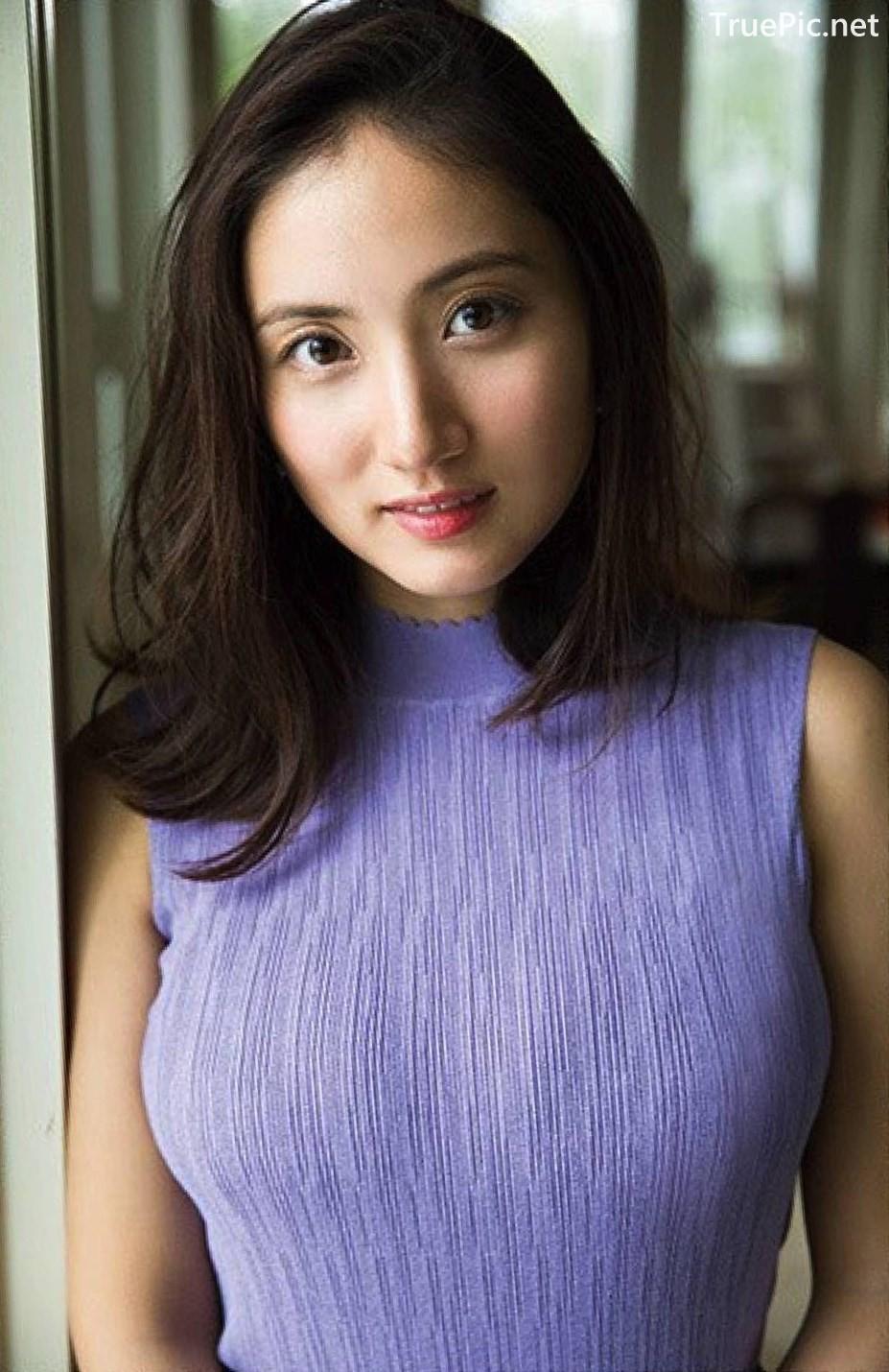 Image Japanese Gravure Idol - Irie Saaya - Weekly Taishu 2019.12 - TruePic.net - Picture-13