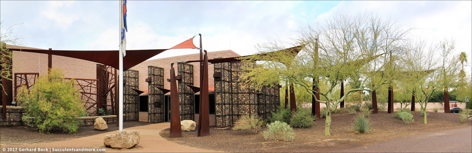 Succulents and More: Scottsdale Xeriscape Demonstration Garden ...