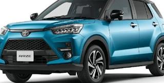 Fakta Keunggulan Mobil Toyota Raize