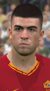 PES 2017 Faces Gianluca Mancini by WER