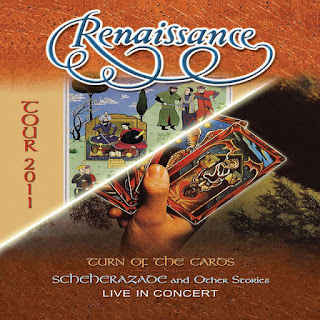 Renaissance - Turn of the Cards & Scheherazade and Other Stories - Live in Concert
