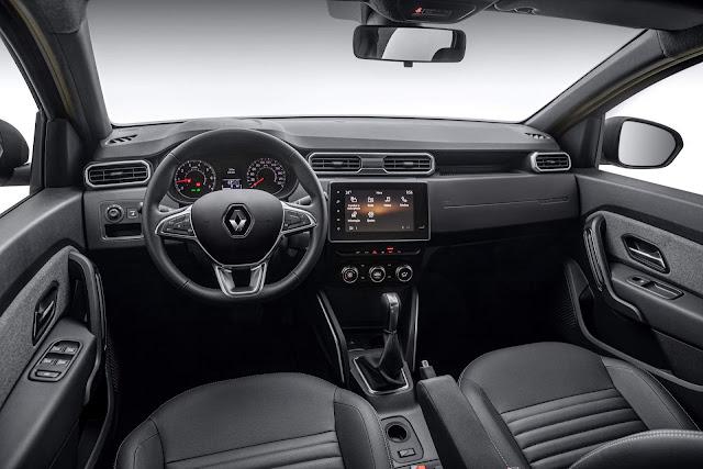 Novo Renault Duster 2021