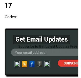 Code 17 ScreenShot