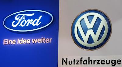 Ford e VW pisam no acelerador em união global que pode impactar até o Brasil