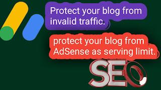 Adsense Ad Serving limit Problem Solved Invalid Traffic Concerns
