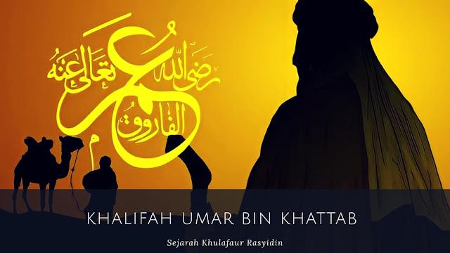 Masa Pemerintahan Khalifah Umar bin Khattab (13-23 H/634-644 M)