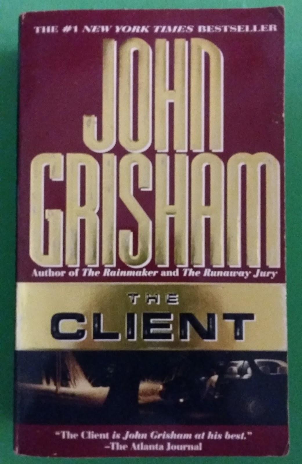 The client john grisham libro en ingles pocket 566 pags rustica 1993 usa island book