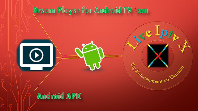 Dream Player for Android TV icon