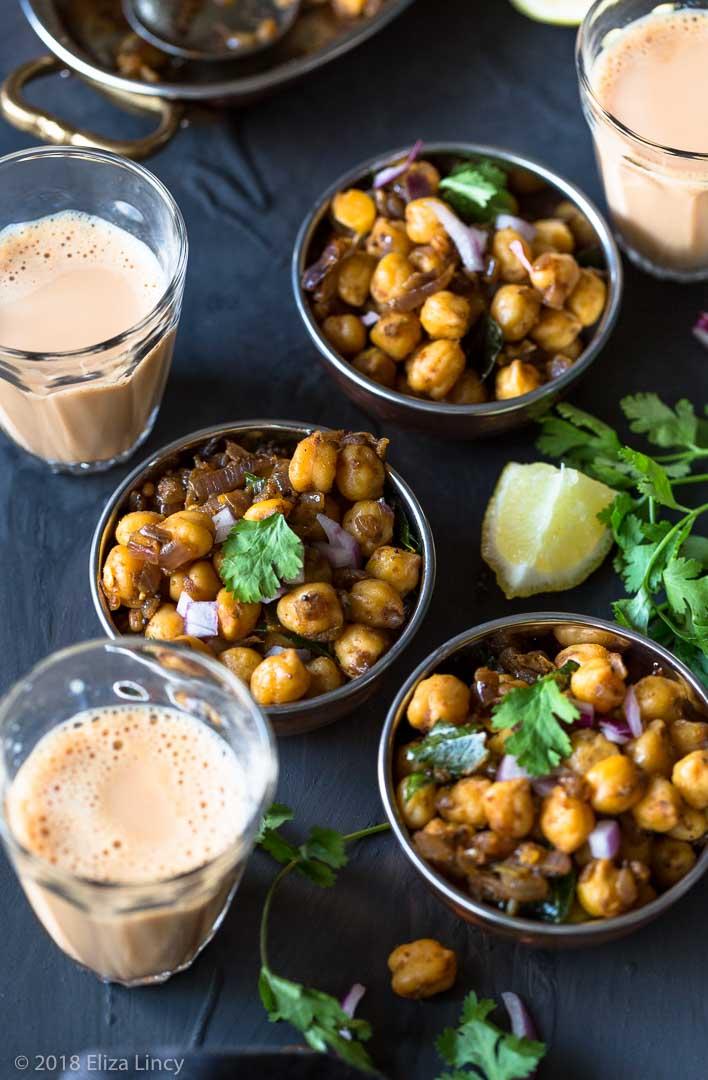 Masala Sundal Recipe