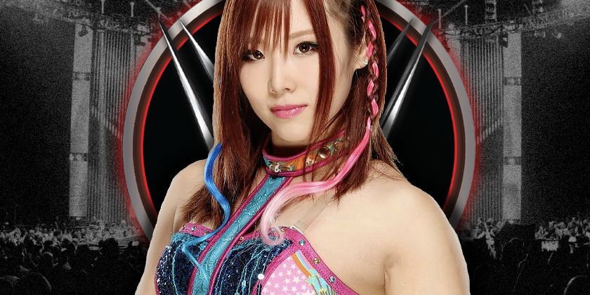 Update on Kairi Sane Leaving WWE