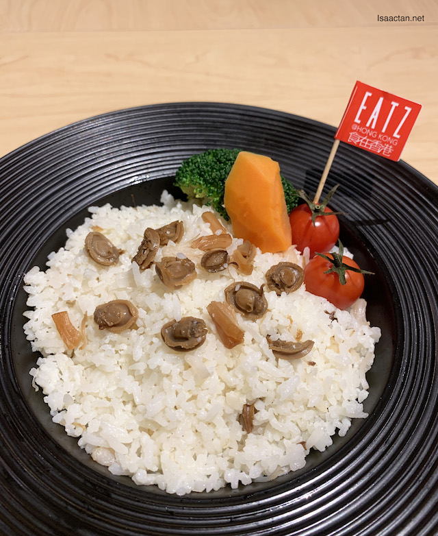 Mini Abalone Dried Scallop With Egg White Fried Rice - RM 28.80