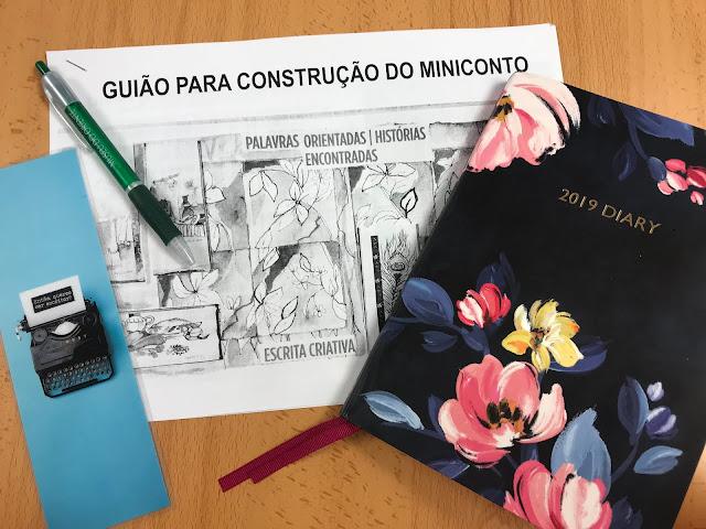 Workshop de Escrita Criativa no Museu do Oriente