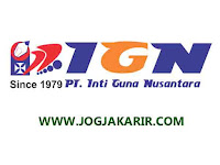Loker Jogja Admin, Kasir dan Pramuniaga Toko di PT Inti Guna Nusantara