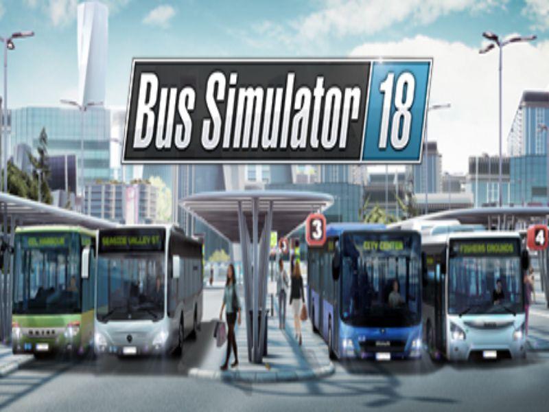 Download Bus Simulator 18 Game PC Free