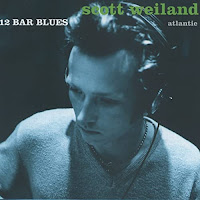 Scott Weiland wearing headphones