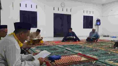 Foto: Kegiatan hataman di Majelis Musakimah, Kelapa Dua, Cimanggis