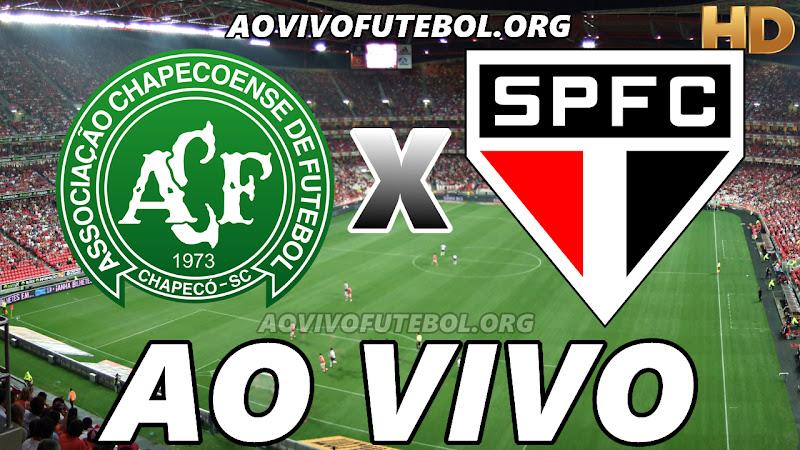 Assistir Chapecoense x São Paulo Ao Vivo HD
