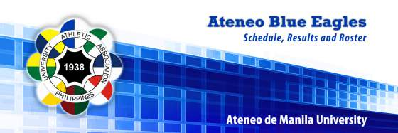 Ateneo Blue Eagles Schedule, Results, Scores, Roster (Basketball)