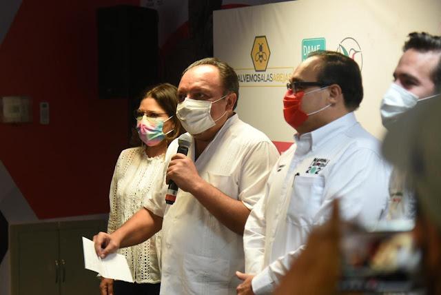 Con encuesta de salida proclama el PRI triunfo de Ramírez Marín