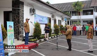 Halaman Balai Setda Kota Sukabumi