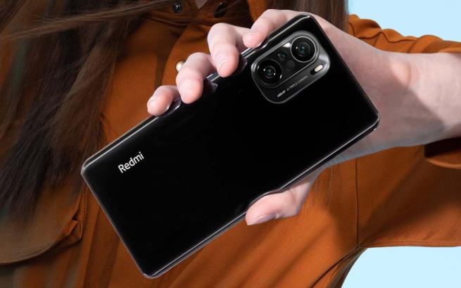 Redmi K40 series Cameras