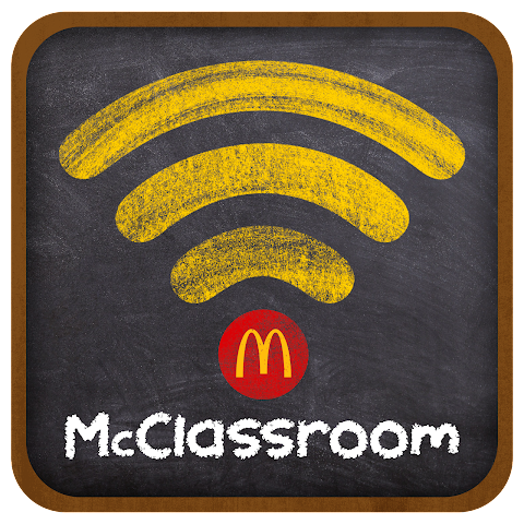 Over 200 McDonald's party areas transform into  teachers' work-friendly McClassroom