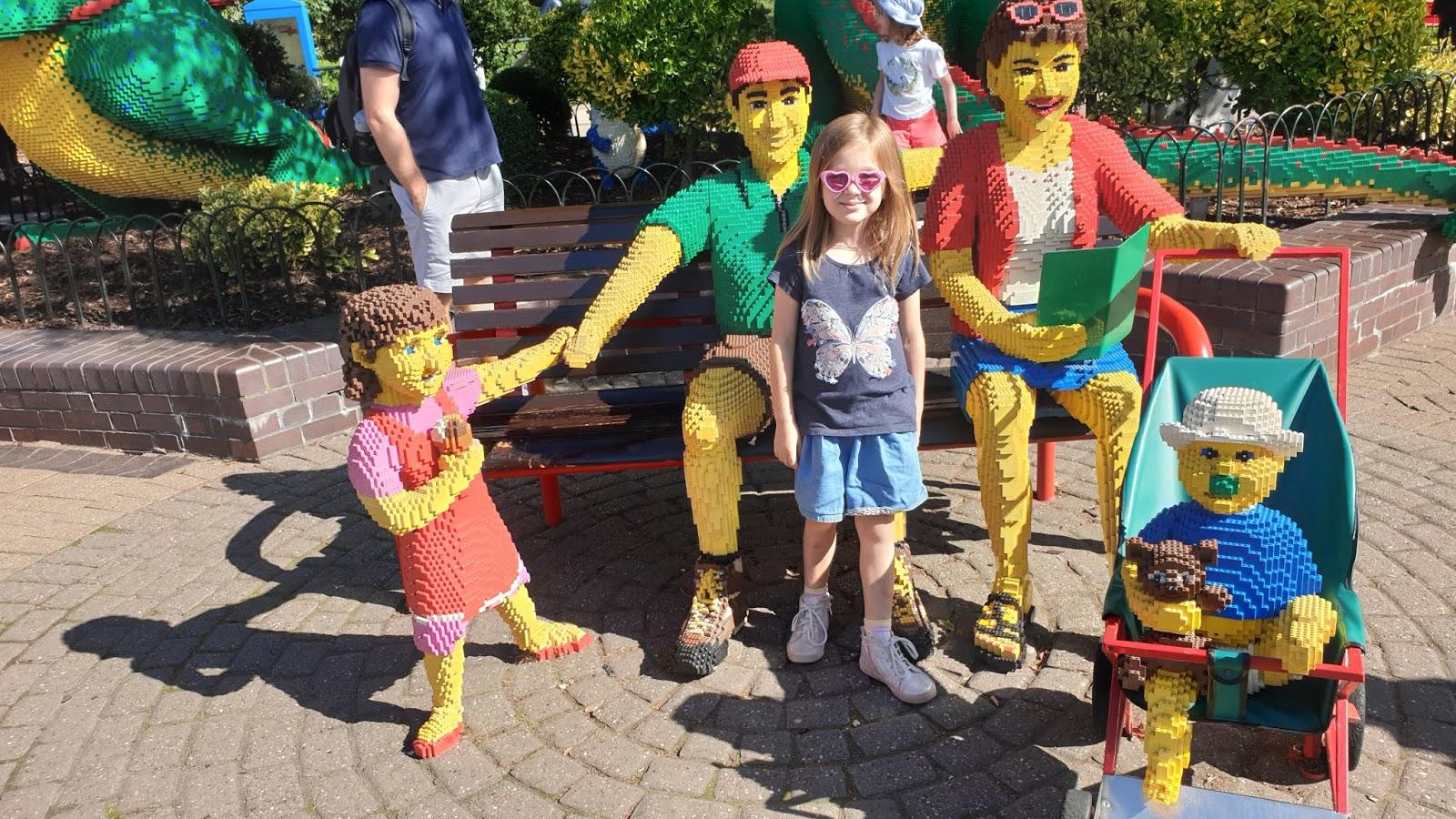 lego family models