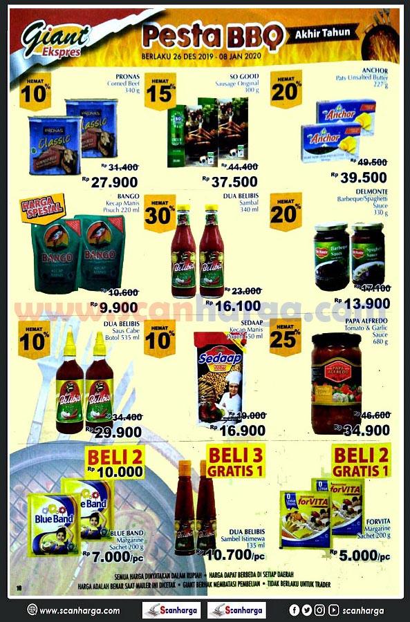 Katalog Promo Giant Pesta BBQ Akhir Tahun 26 Desember 2019 - 08 Januari 2020